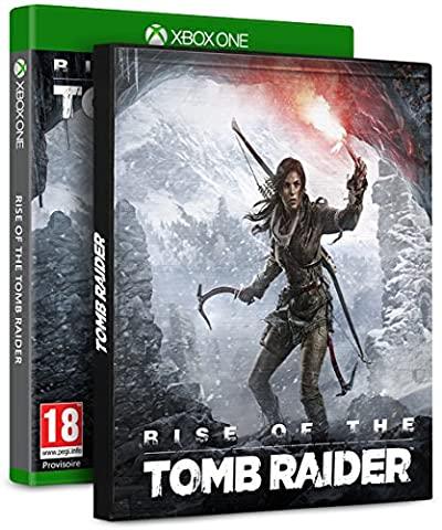 Rise of the Tomb Raider +