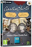 Agatha Christie Hidden Object Double Pack: Dead Mans Folly and 4:50 From Paddington (PC CD)