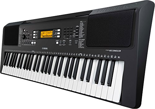 Yamaha PSR E363 Keyboard Test