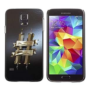LASTONE PHONE CASE / Hart Hülle Tasche Schutzhülle Cover Shell Für Samsung Galaxy S5 SM-G900 / H