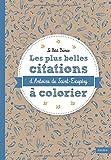 Telecharger Livres Les plus belles citations d Antoine de Saint Exupery a colorier (PDF,EPUB,MOBI) gratuits en Francaise