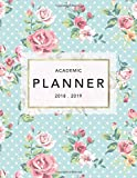 Best Academic Planners - Academic Planner 2018-19: Floral Design | Weekly View Review