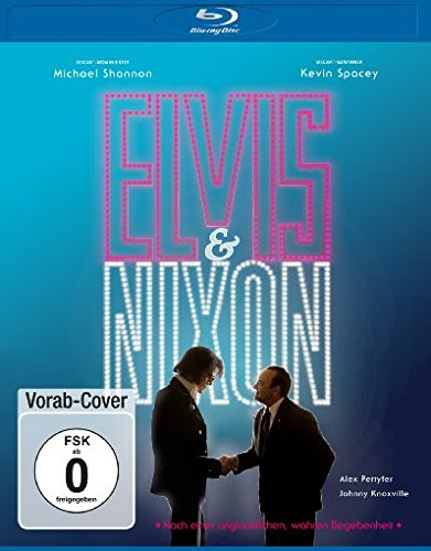 Elvis & Nixon [Blu-ray]