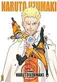Artbook Naruto Uzumaki