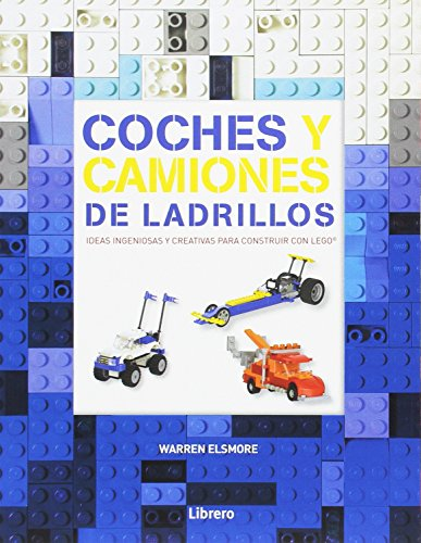 Coches y Camiones de Lego por Warren Elsmore