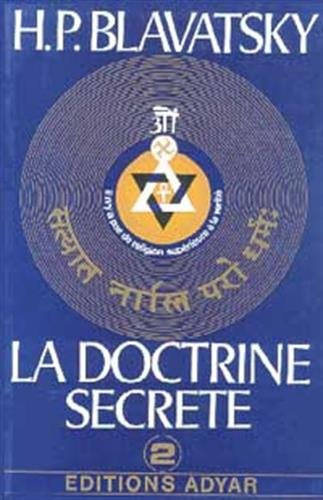 La doctrine secrète, tome 2 : Evolution du symbolisme