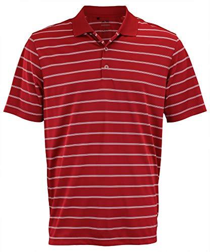 adidas Golf Herren Poloshirt Puremotion 2-farbig gestreift - - X -
