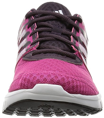 adidas Galaxy 2, Chaussures de Course Femme, Mehrfarbig Pink (Eqt Pink S16/Ftwr White/Mineral Red S16)