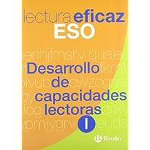 Desarrollo de capacidades lectoras I Lectura Eficaz ESO: 1 (Castellano - Material Complementario -