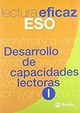 Desarrollo de capacidades lectoras I Lectura Eficaz ESO: 1 (Castellano - Material Complementario - Juegos De Lectura) - 9788421650295
