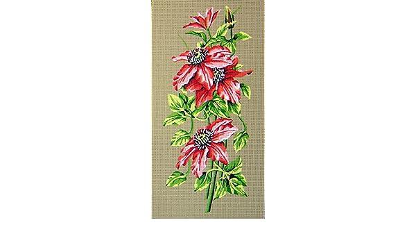 Gobelin L Tapestry//Needlepoint Kit Clementis