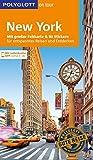 POLYGLOTT on tour Reiseführer New York: Mit großer Faltkarte und 80 Stickern