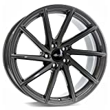 Brock B37 dark-sparkle lackiert 8x18 ET30 5.00x120 Hub Hole 72.60 mm - Alu felgen
