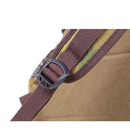 Rucksack Student Tasche USB Wiederaufladbare Reisetasche Computer Gray