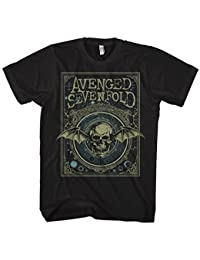 Avenged Sevenfold 'Ornate Death Bat' T-Shirt