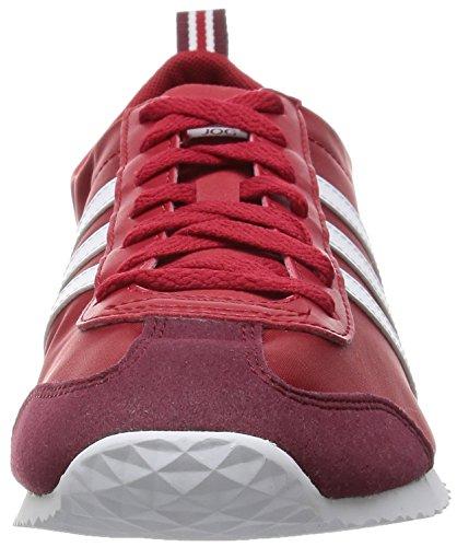 Homens Da Vermelha Adidas Adidas Homens Sapatilha qEp0t1w