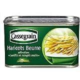 Cassegrain haricot beurre 1/2 220g - ( Prix Unitaire ) - Envoi Rapide Et Soignée