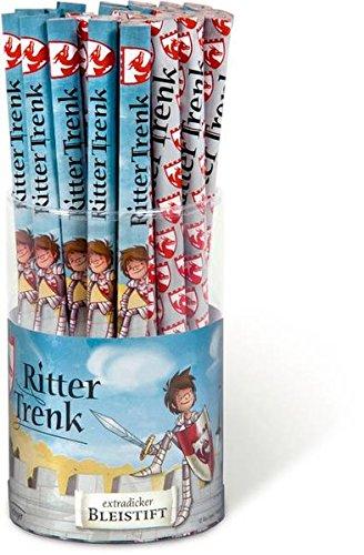Display Der kleine Ritter Trenk Dreieck-Bleistift: Inhalt: 36 Stück
