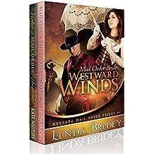 Historical Cowboy Romance 2 Book Box Set - Mail Order brides