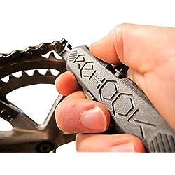 Rehook?Get tu Cadena Bicicleta en 3Segundos. Sin el lío Present para Cualquier Ciclista o Gadget Amante