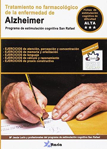 Tratamiento no farmacológico del alzheimer: programa de estimulación cognitiva San Rafael