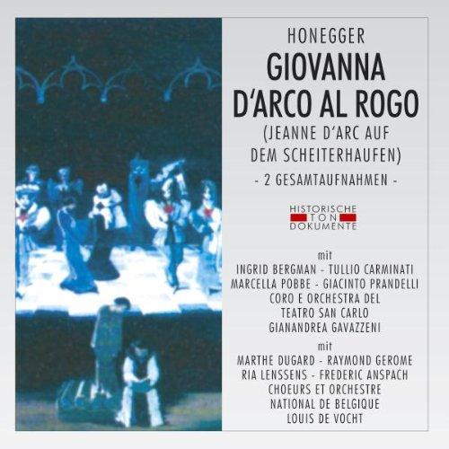 Preisvergleich Produktbild Giovanna d'Arco Al Rogo