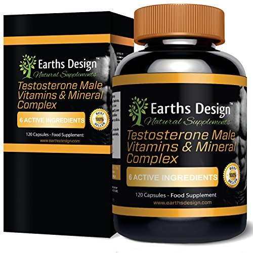 Testosteron Booster Earth Design