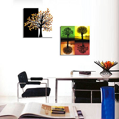 christmas-decoration-rimless-combination-adjuvant-against-walls-painted-decorative-murals-and-painti