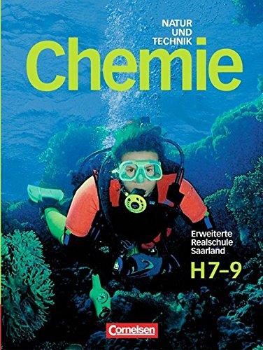 Natur und Technik. Chemie 8/9. Schülerbuch. Erweiterte Ausgabe. Realschule. Saarland,