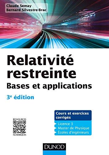 Relativité restreinte - 3e éd (Sciences Sup)