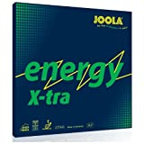 JOOLA Energy Xtra Tischtennis Gummi, schwarz, Maximum