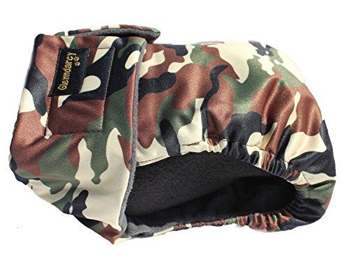 Glenndarcy Dog Pants – Hundewindel, Schutzhosen für Hunde, alle Größen, mit waschbaren Einlagen, Camouflage