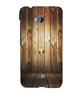 ifasho Designer Back Case Cover for Micromax Bolt Q336 (Leo Breast Video One)