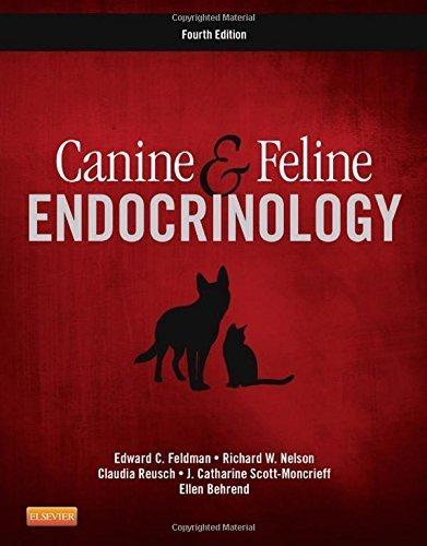 Canine and Feline Endocrinology, 4e by Edward C. Feldman DVM DACVIM (2014-12-30)