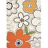 Alfombra Xian Flowerbed 140 x 200 la Sitap