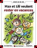 """Afficher """"Max et Lili n° 118 Max et Lili veulent rester en vacances"""""""