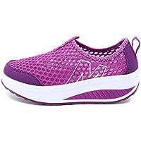 Zapatos de Mujer Andar Deporte Zapatilla de Deporte