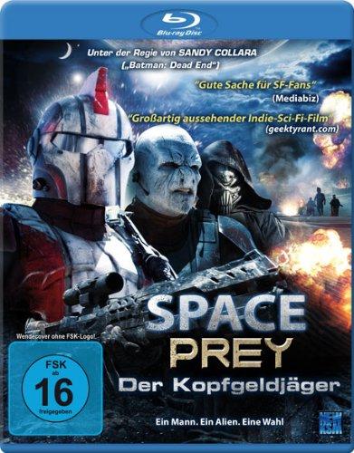 fgeldjäger [Blu-ray] (Sci Fi Film Kostüme)