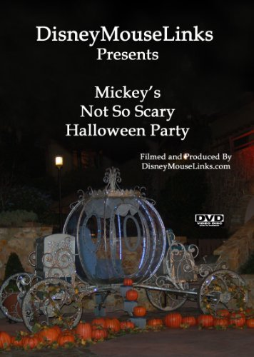 DisneyMouseLinks Presents - Walt Disney World's Mickey's Not So Scary Halloween Party (Mickey Halloween-film)