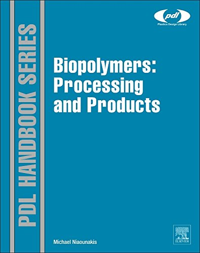 Biopolymers: Processing and Products (Plastics Design Library)