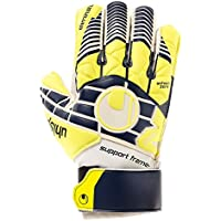 uhlsport Elm Junior Gants de Gardien de But Enfant