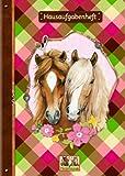 Spiegelburg 11360 Hausaufgabenheft A5 Pferdefreunde