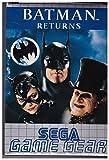 Batman Returns - SEGA GAME GEAR - EUR