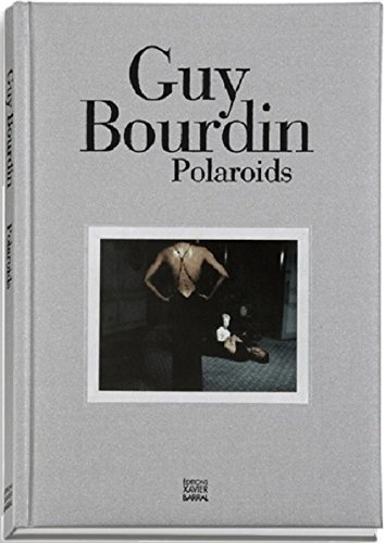 Guy Bourdin - Polaroïds par Guy Bourdin