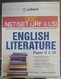 ugc net set english literature paper II & III arihant