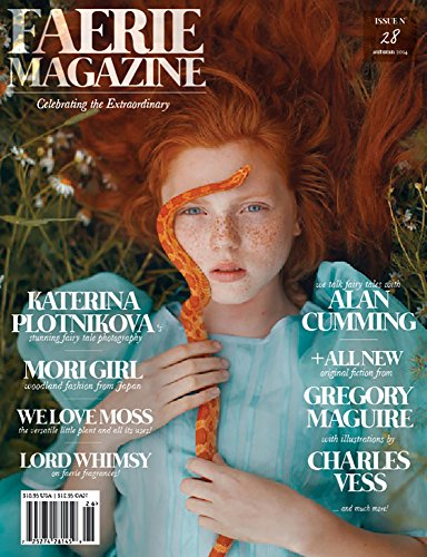 Faerie Magazine Issue #28, Autumn 2014