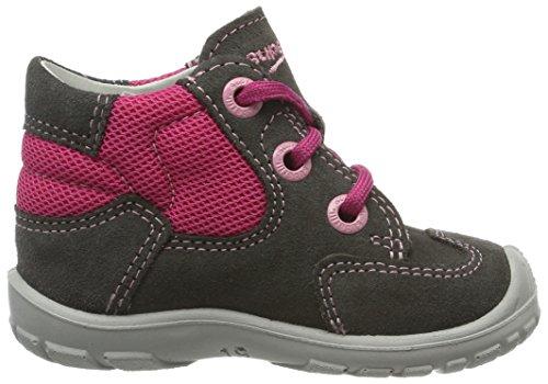 Superfit Softtippo, Chaussures Marche Bébé Fille Grau (stone Kombi)