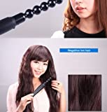 Professional Salon Gourd Hair Ceramic Curling Curler Iron Wave Wand