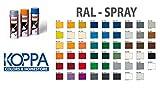 Prisma Color 91348 Lackspray Tannengrün RAL 6009, 400 ml