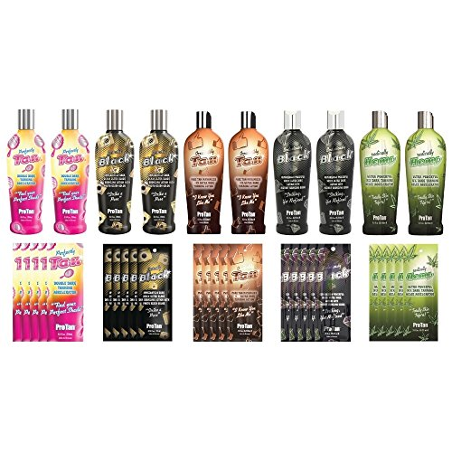 Pro Tan Crèmes Lotions Bronzage Collection Saturnia